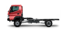 Fuso Canter 6.5t 4x4
