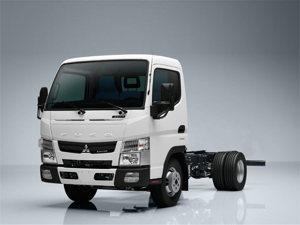 FUSO Canter 6S