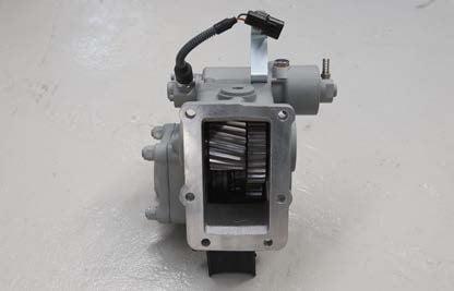 FUSO optie NQ7 PTO voor hydrauliekpomp