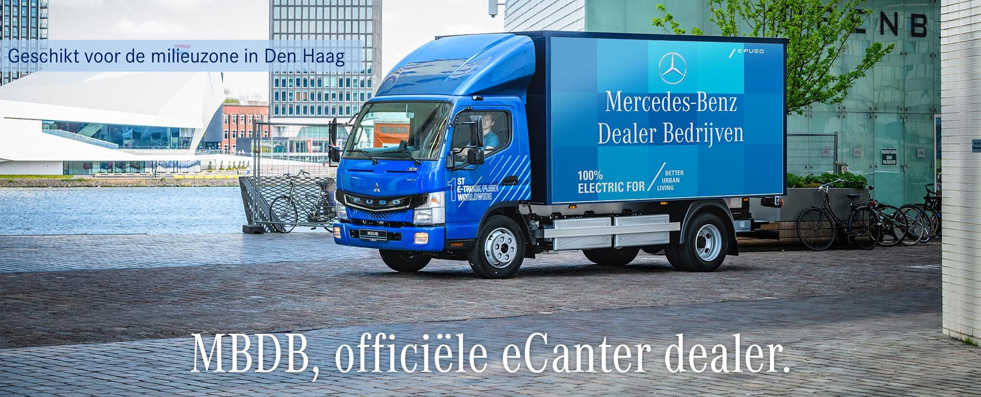 milieuzone den haag fuso canter